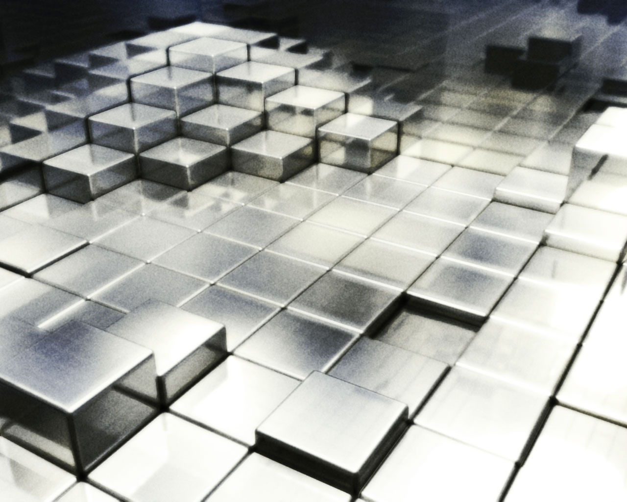 Cubes 800x600 · Cubes 1024x768 · Cubes 1280x1024 · Cubes 1600x1200