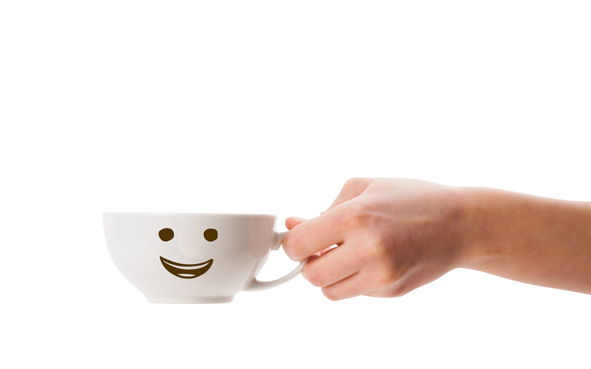Cup Hand Photo