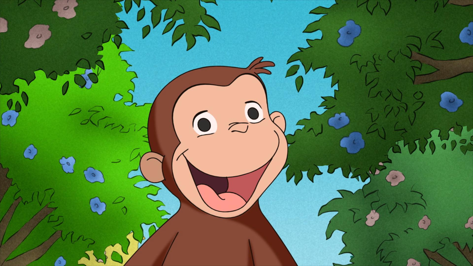 Curious George Wallpaper 1920x1080 60978