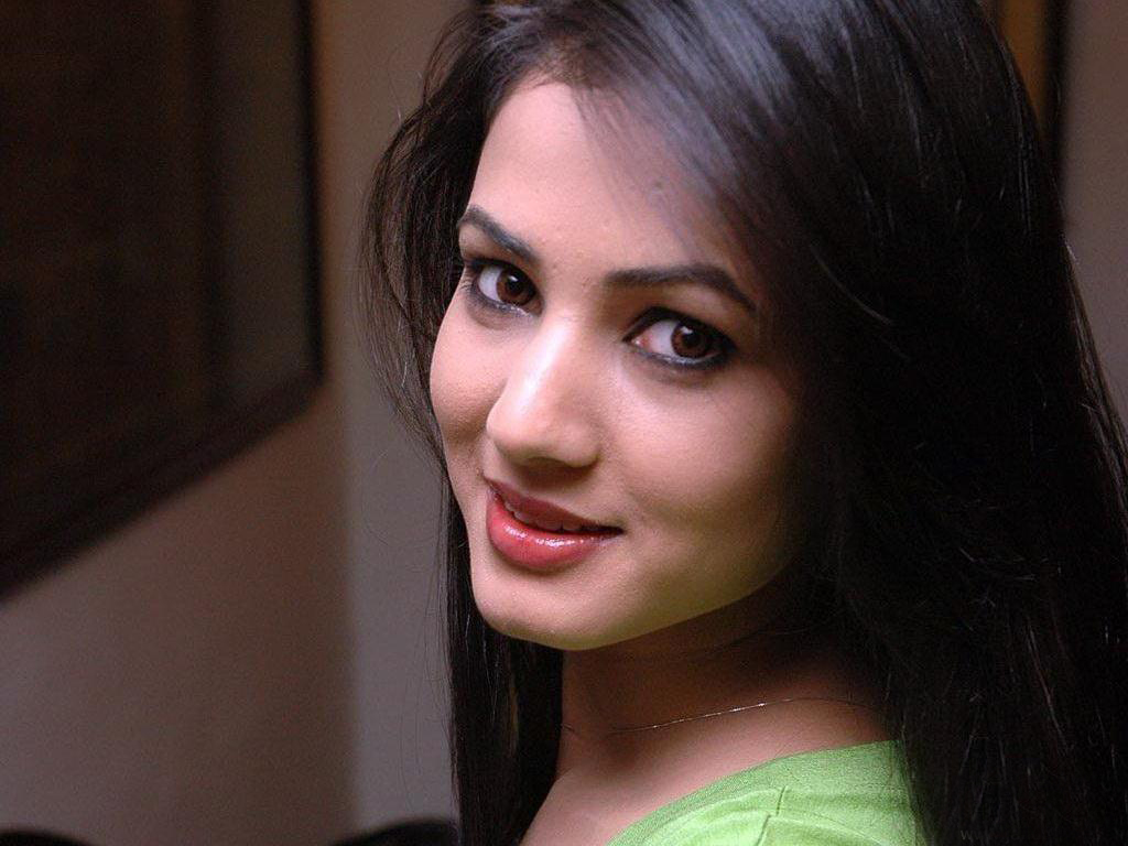 Cute Bollywood Actress Sonal Chauhan High Resolution Wallpapers 1024x768px