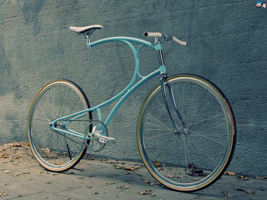 Cute Bicycle