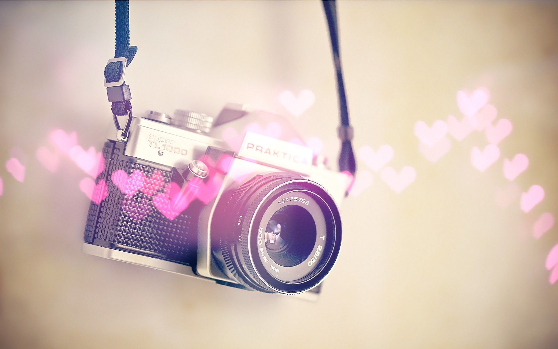 Cute Camera Wallpaper
