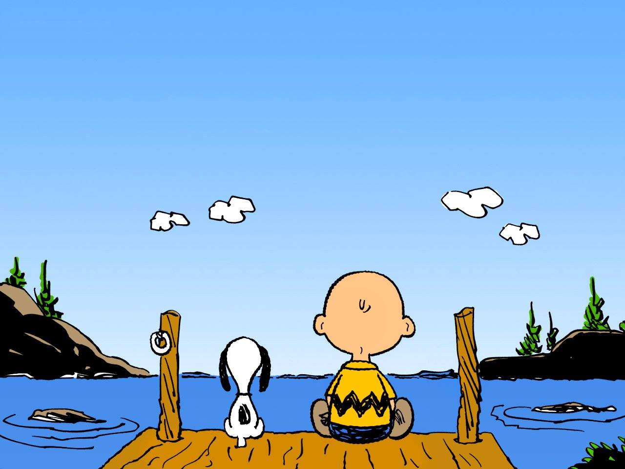 Cute Charlie Brown Wallpaper 1280x960 18180