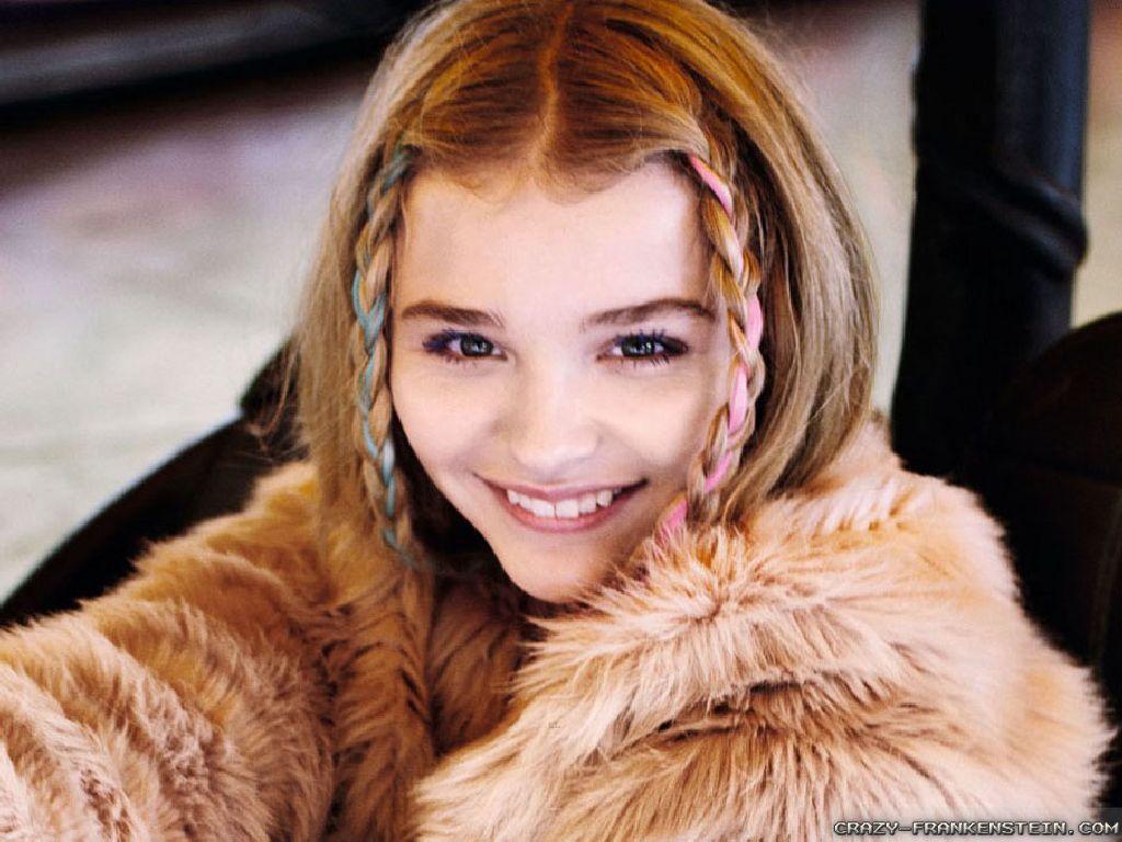 Cute Chloe Moretz