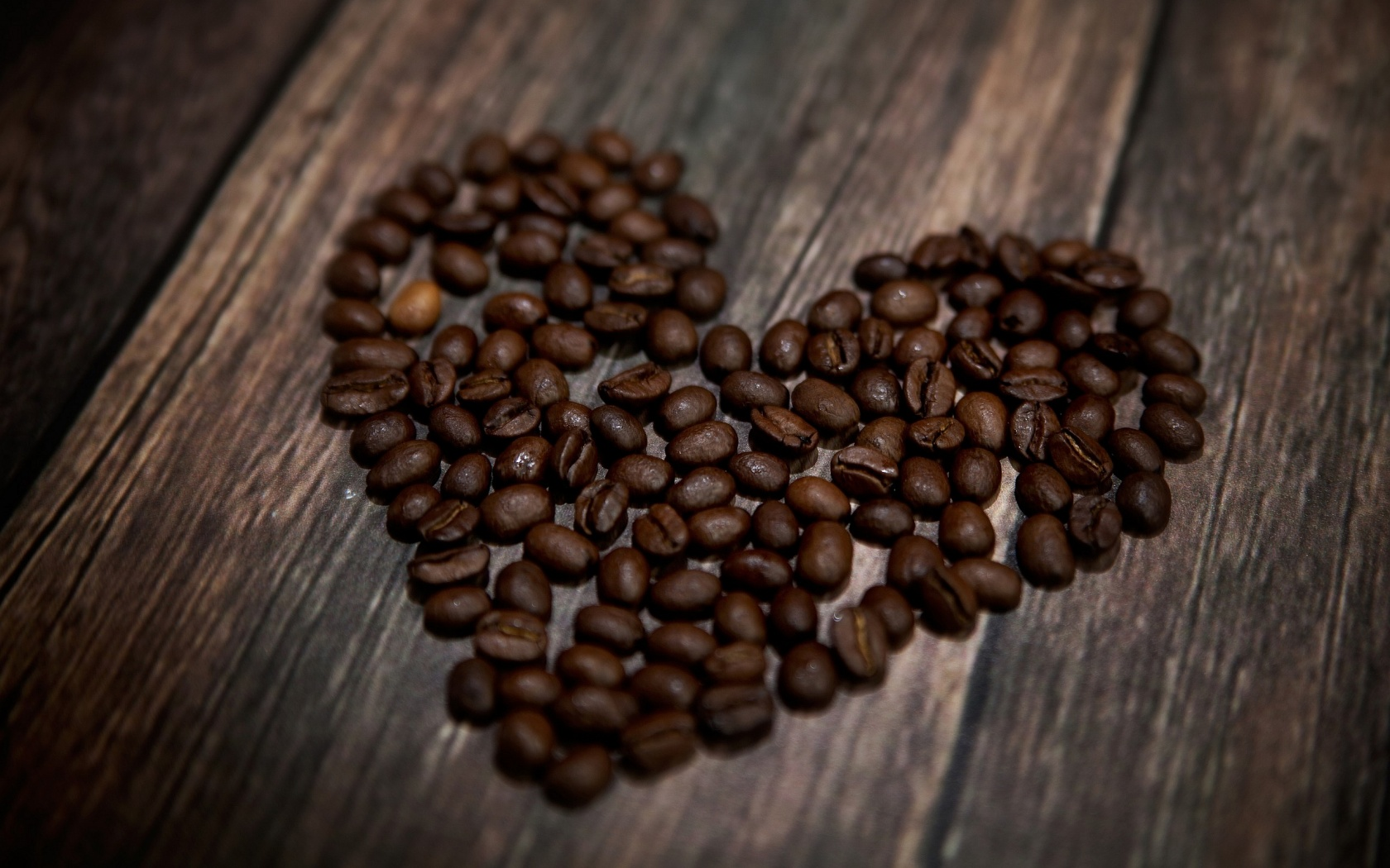 Cute Coffee Beans Wallpaper