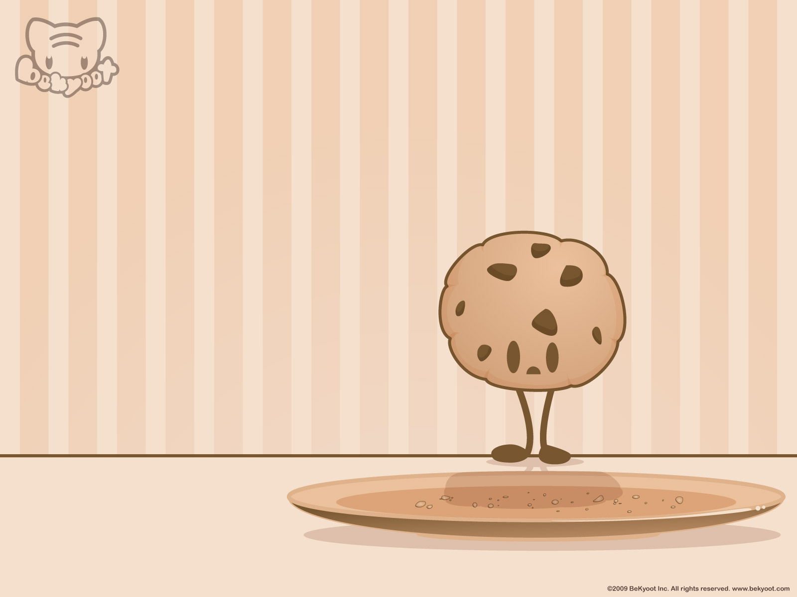 cute cookie wallpaper