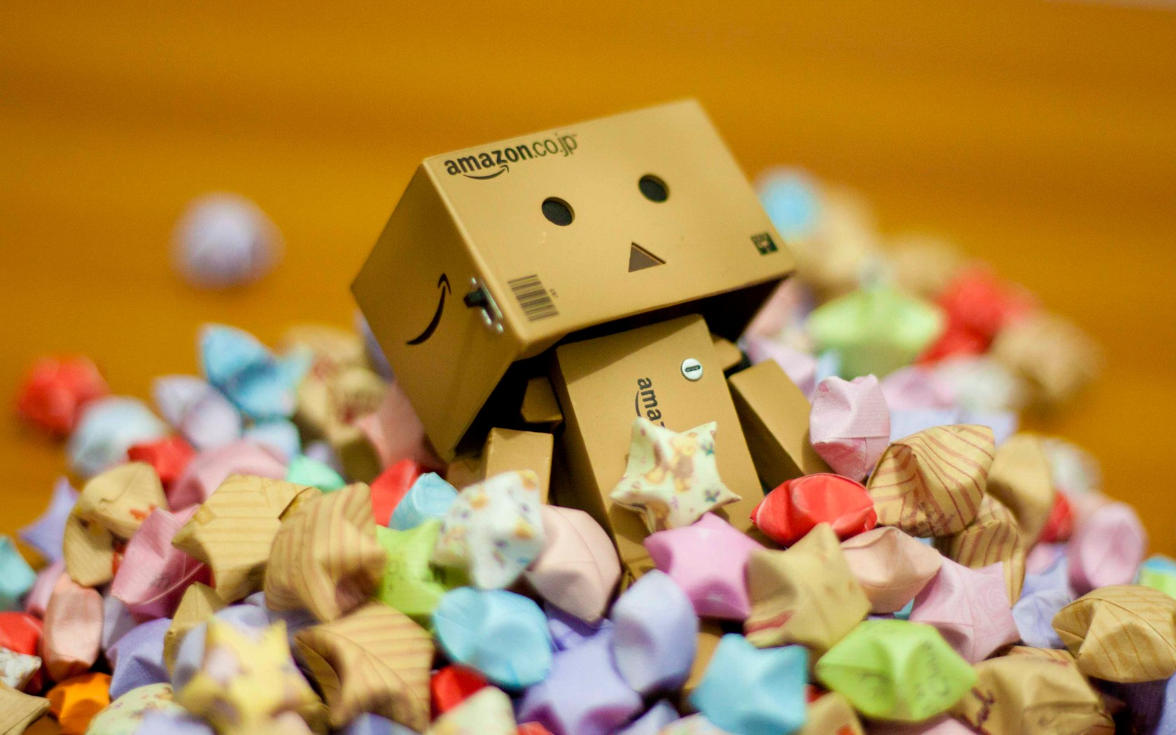 Cute Danbo Wallpaper
