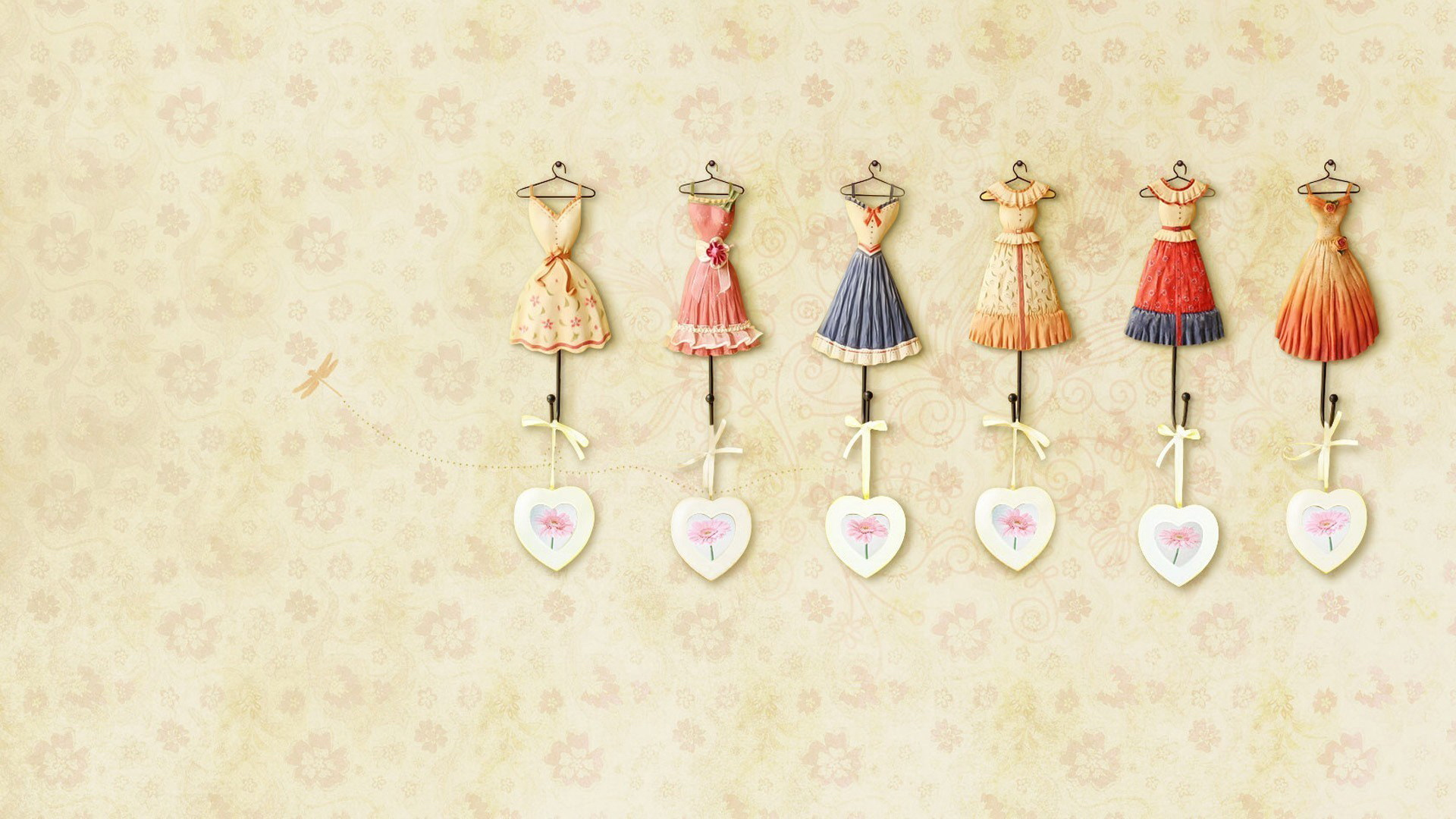 Cute Dress Hooks