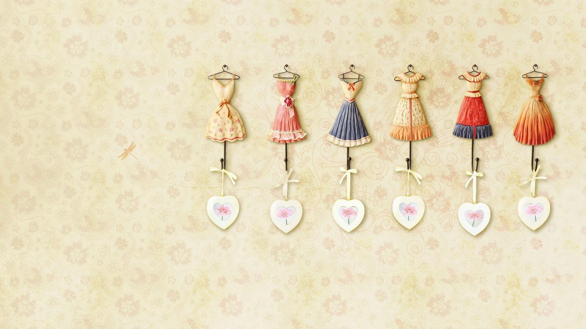 Cute Dress Wallpaper