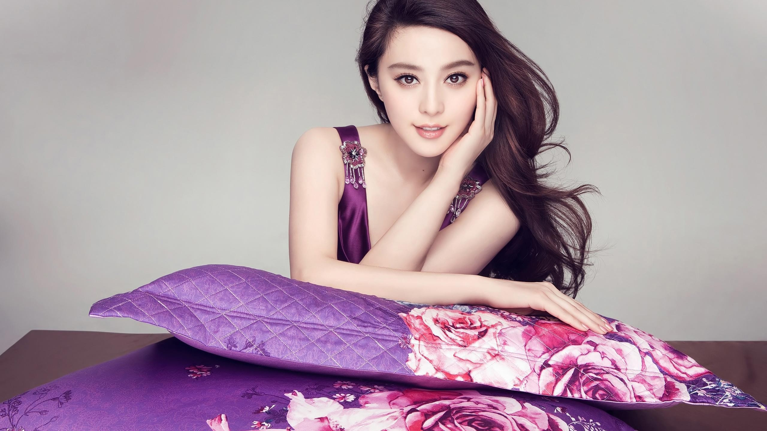 Cute Fan BingBing Wallpaper