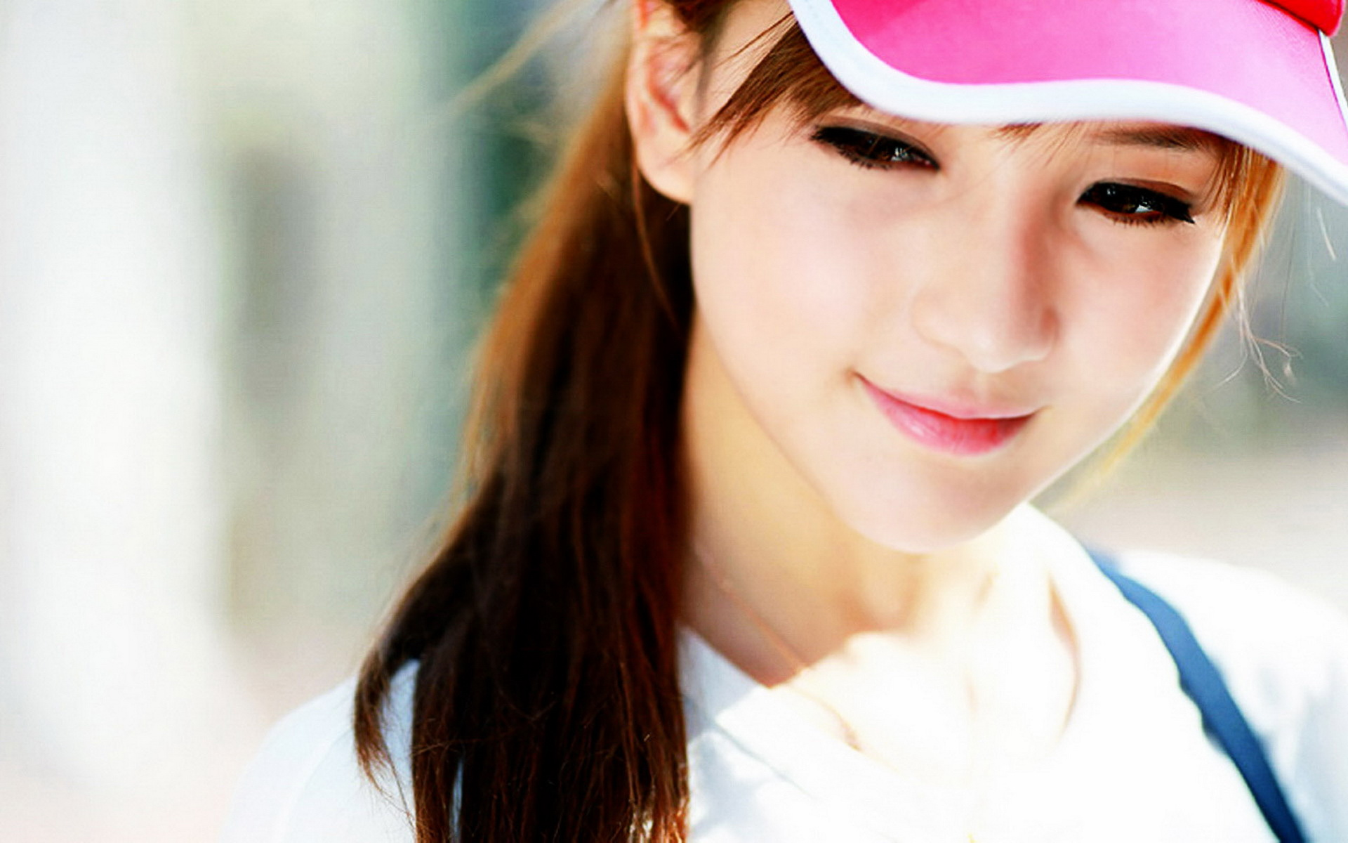 Cute Girl Asian