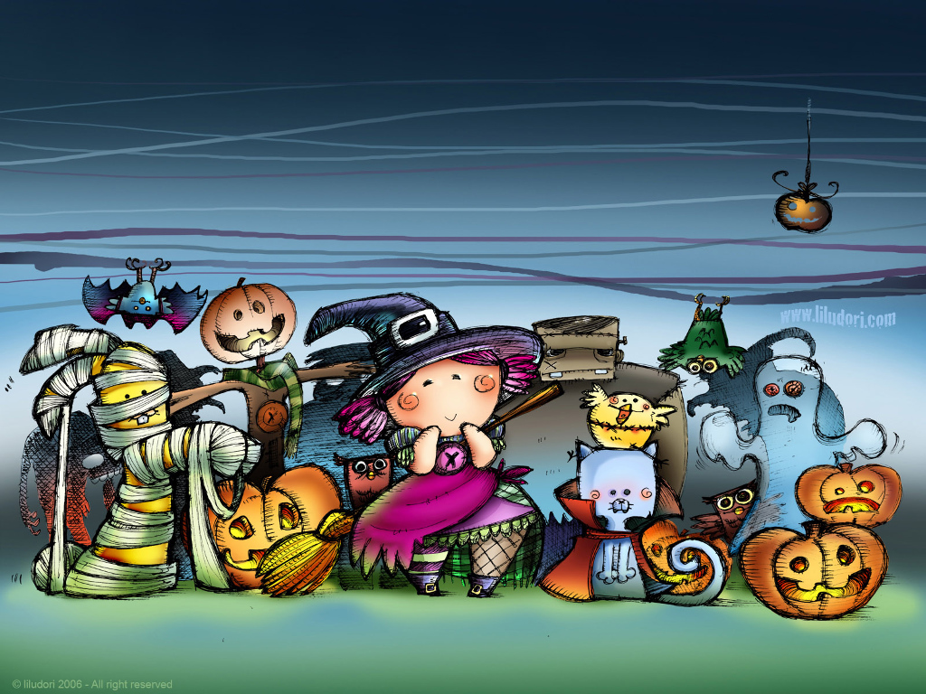 ... cute-halloween-wallpaper ...
