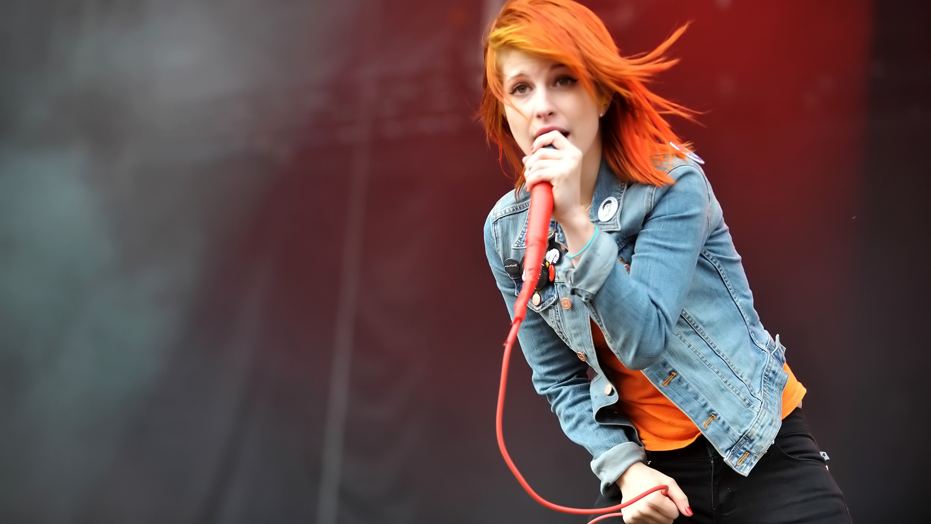 ... hayley-williams-wallpaper-rapper ...