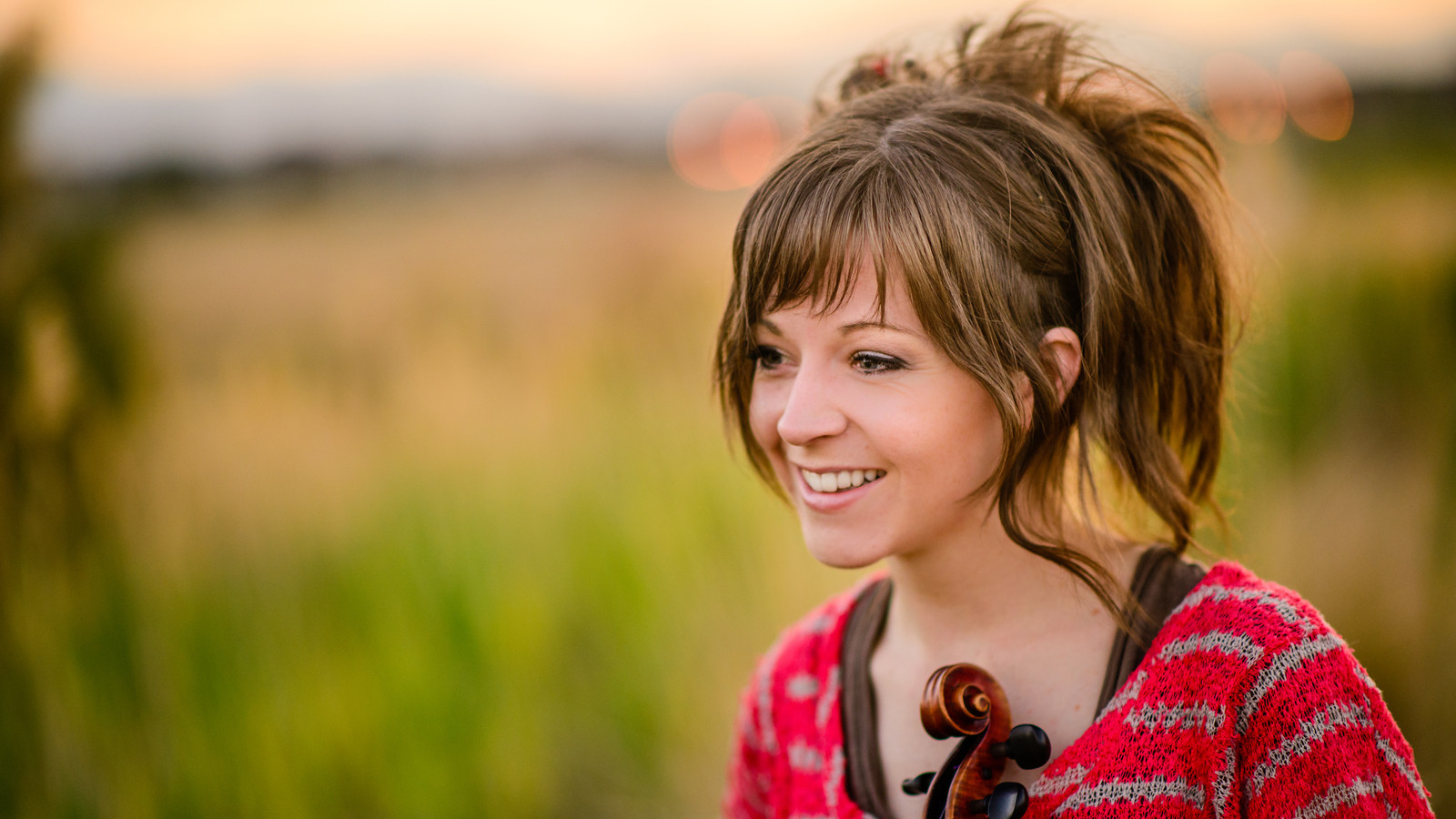 Cute Lindsey Stirling