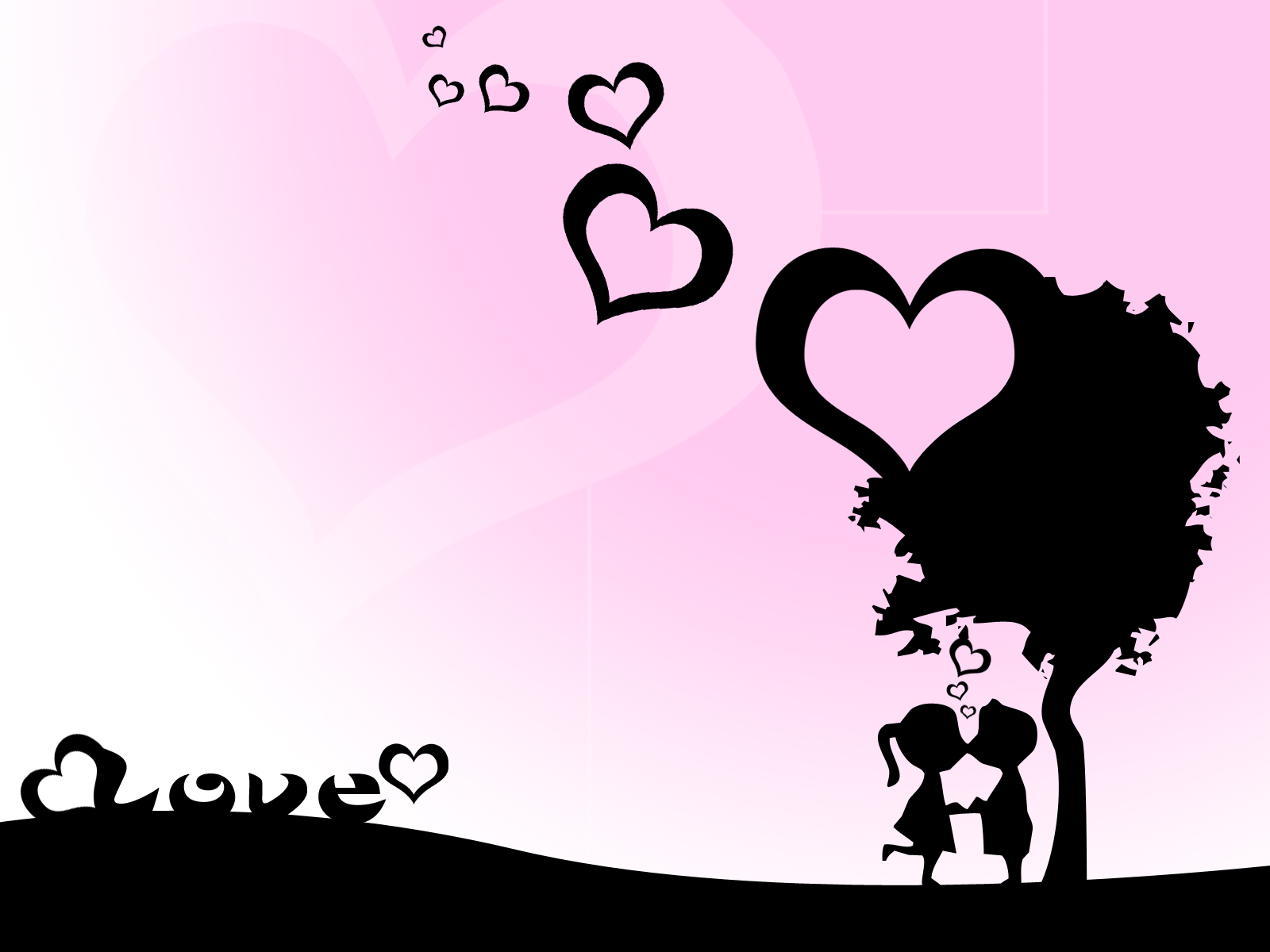 Cute Love Backgrounds