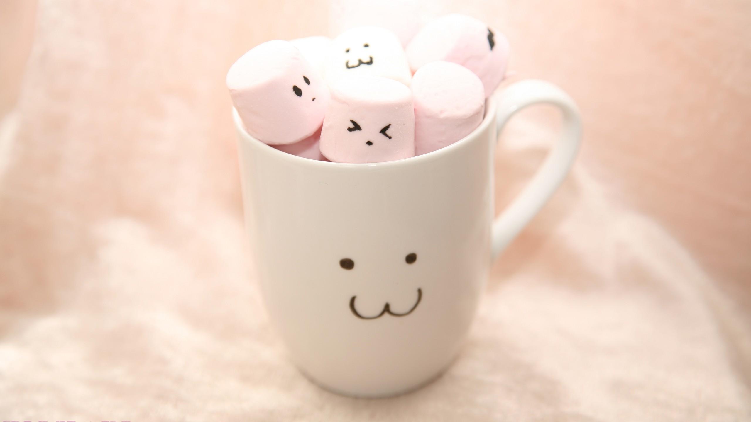 Cute Marshmallow Wallpaper 38871 1920x1200 px
