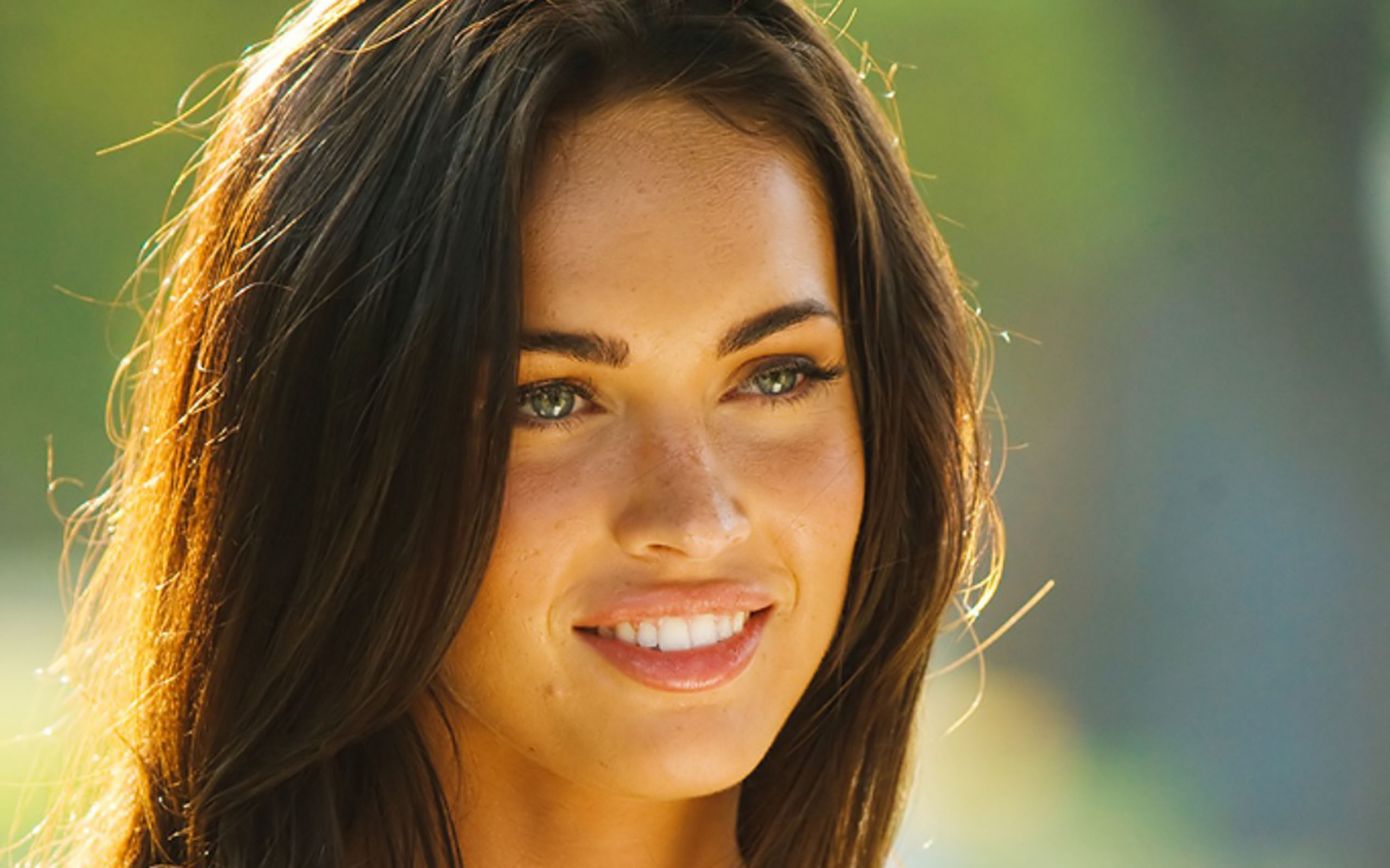 Cute Megan Fox wallpaper | 2560x1600 | #19162