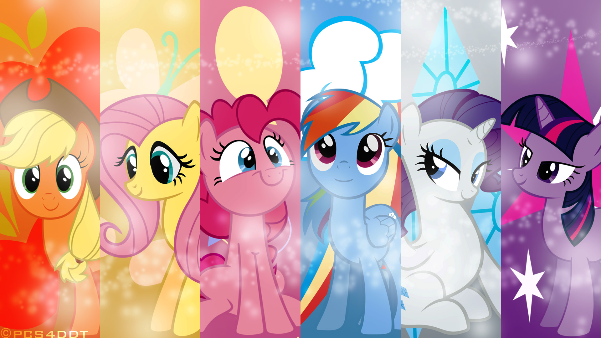 Cute My Little Pony Wallpaper