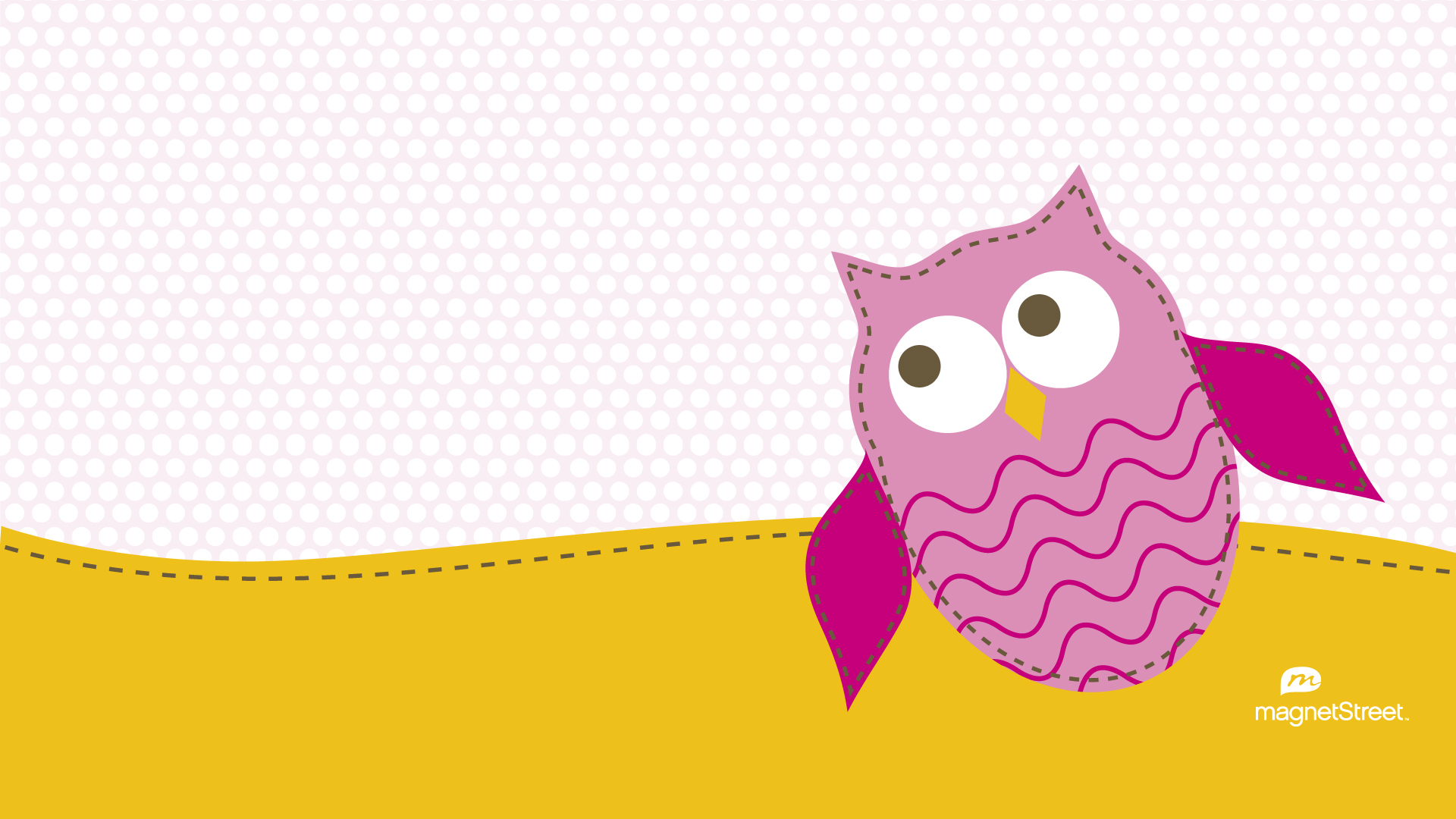 Cute Owl Wallpaper 1920x1080 45993