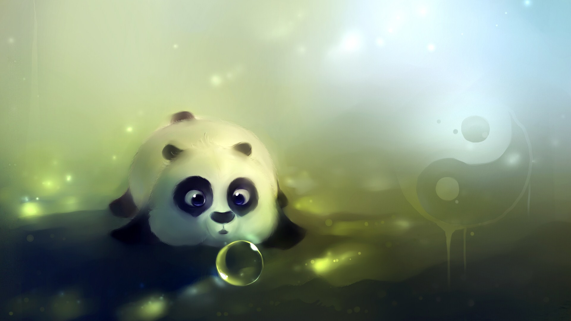 Wallpapers for Gt Panda Bear Cartoon Wallpaper