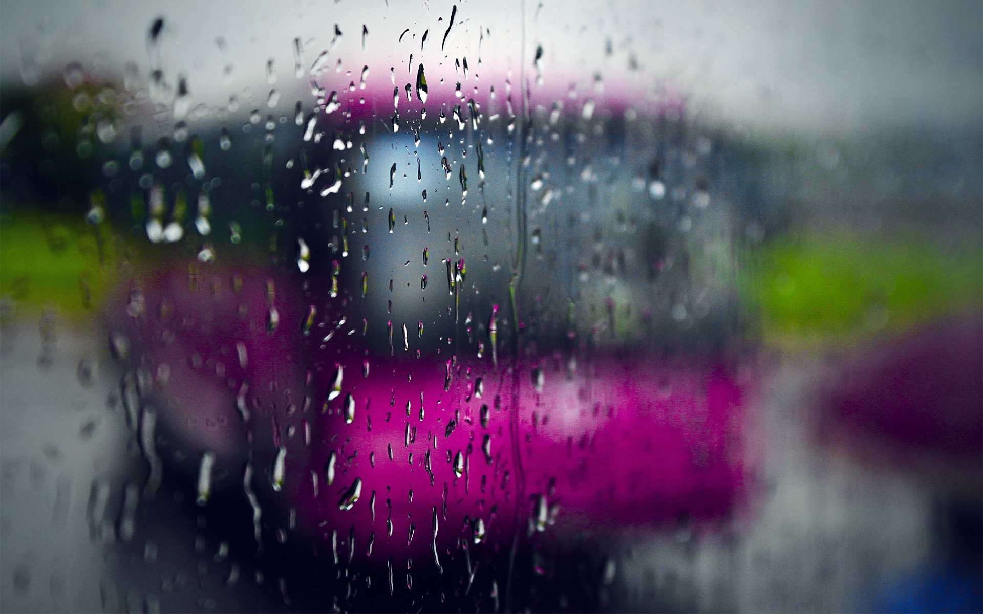 Cute Rainy Day Wallpaper 14940