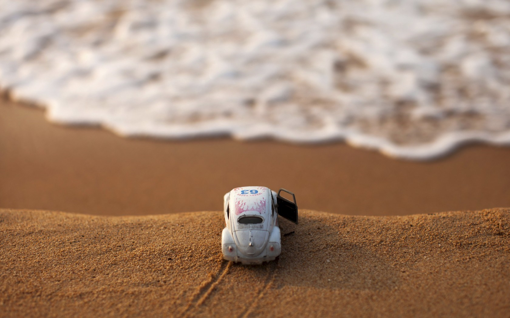Cute Sand Pictures