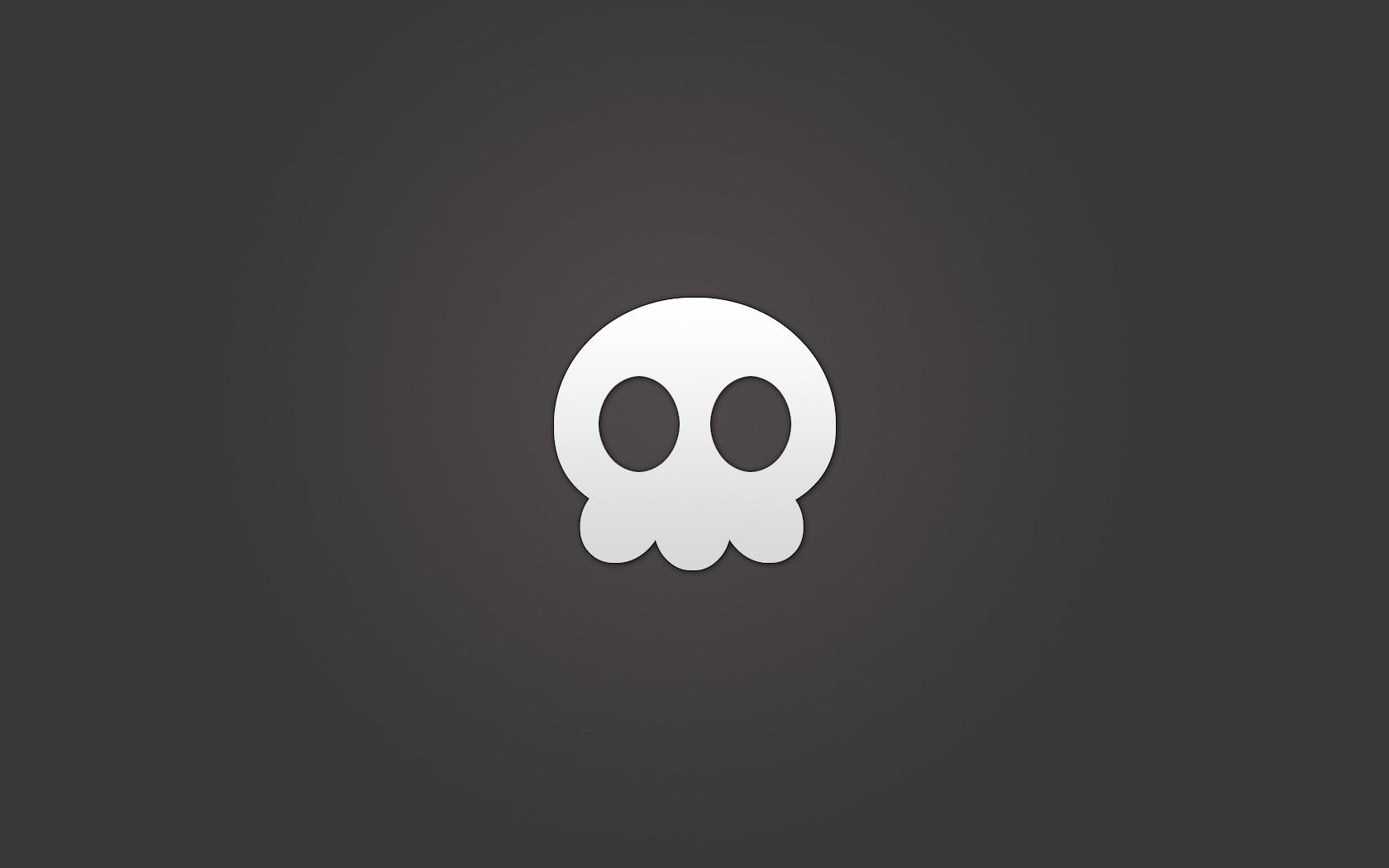 Cute Skull Art