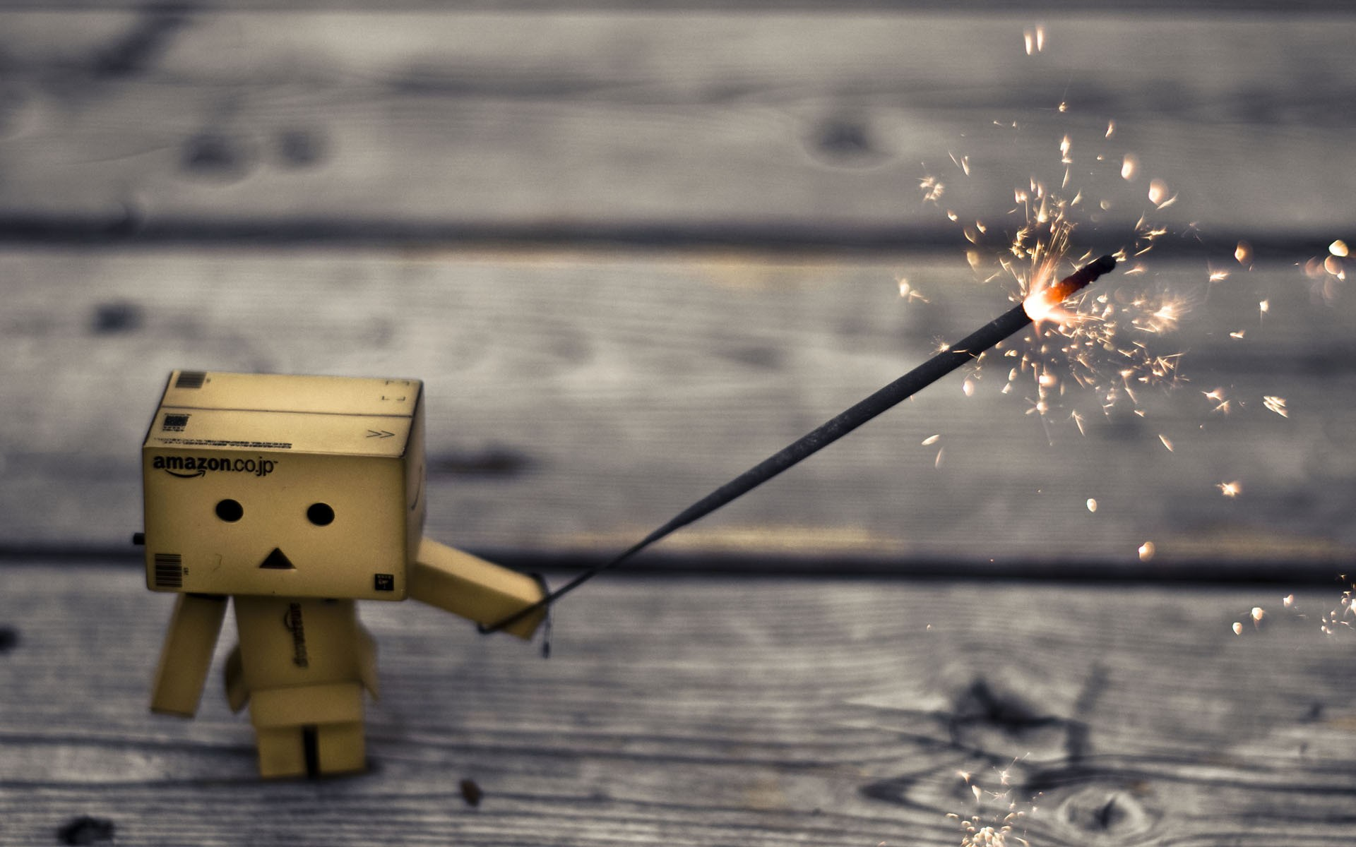 Cute Sparkler Wallpaper