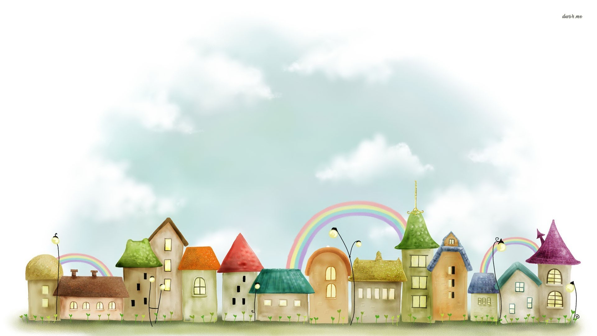 Cute Village