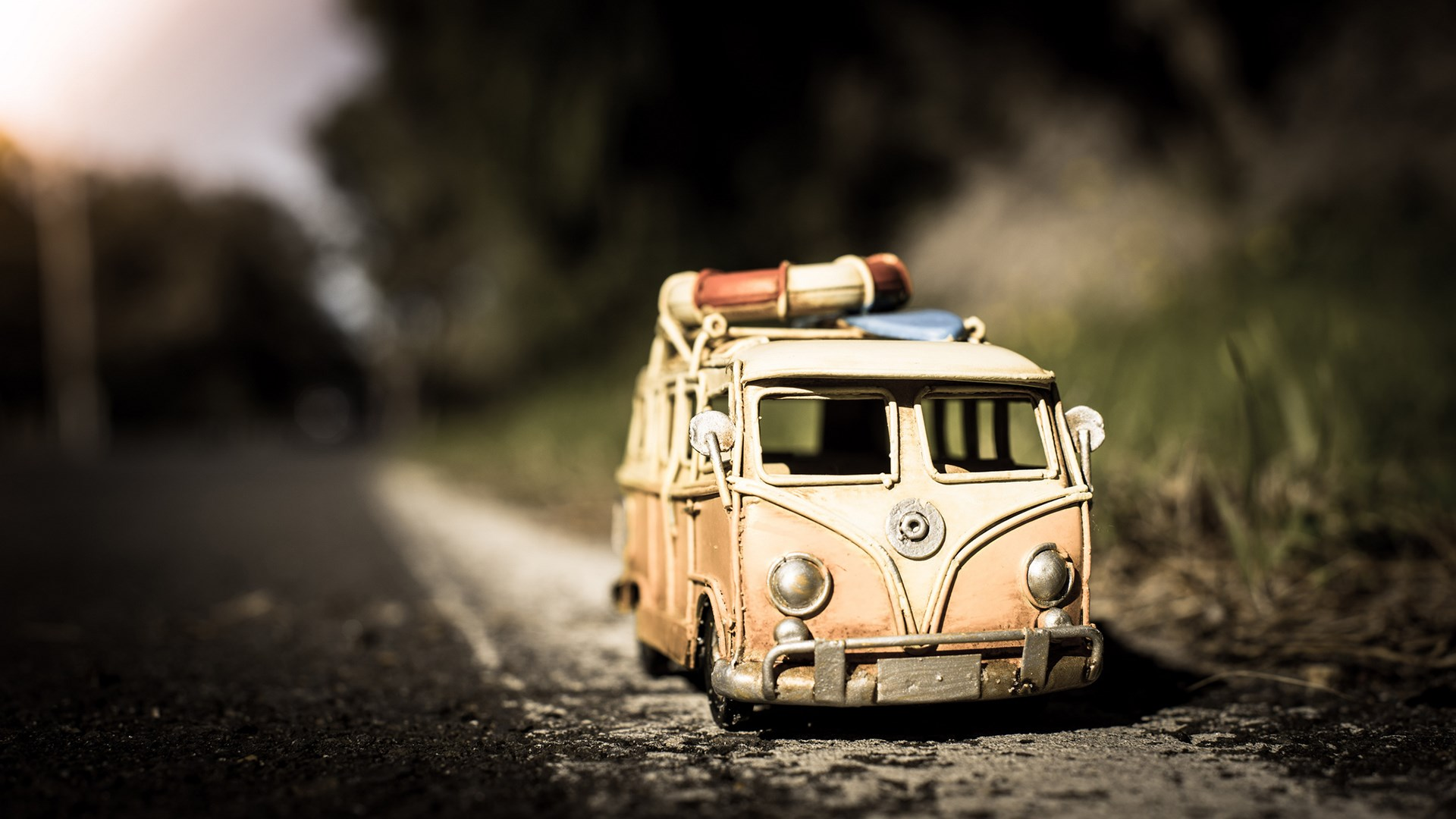 Cute Volkswagen Toy Wallpaper