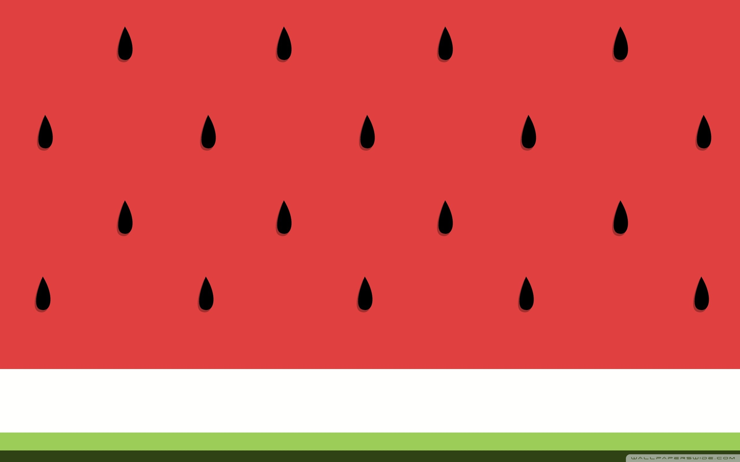 Cute Watermelon wallpaper | 2560x1600 | #7619