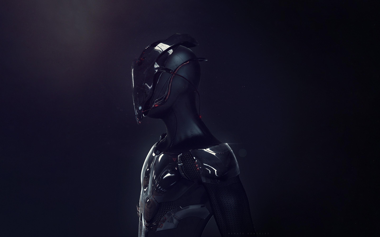 Cyborg trooper