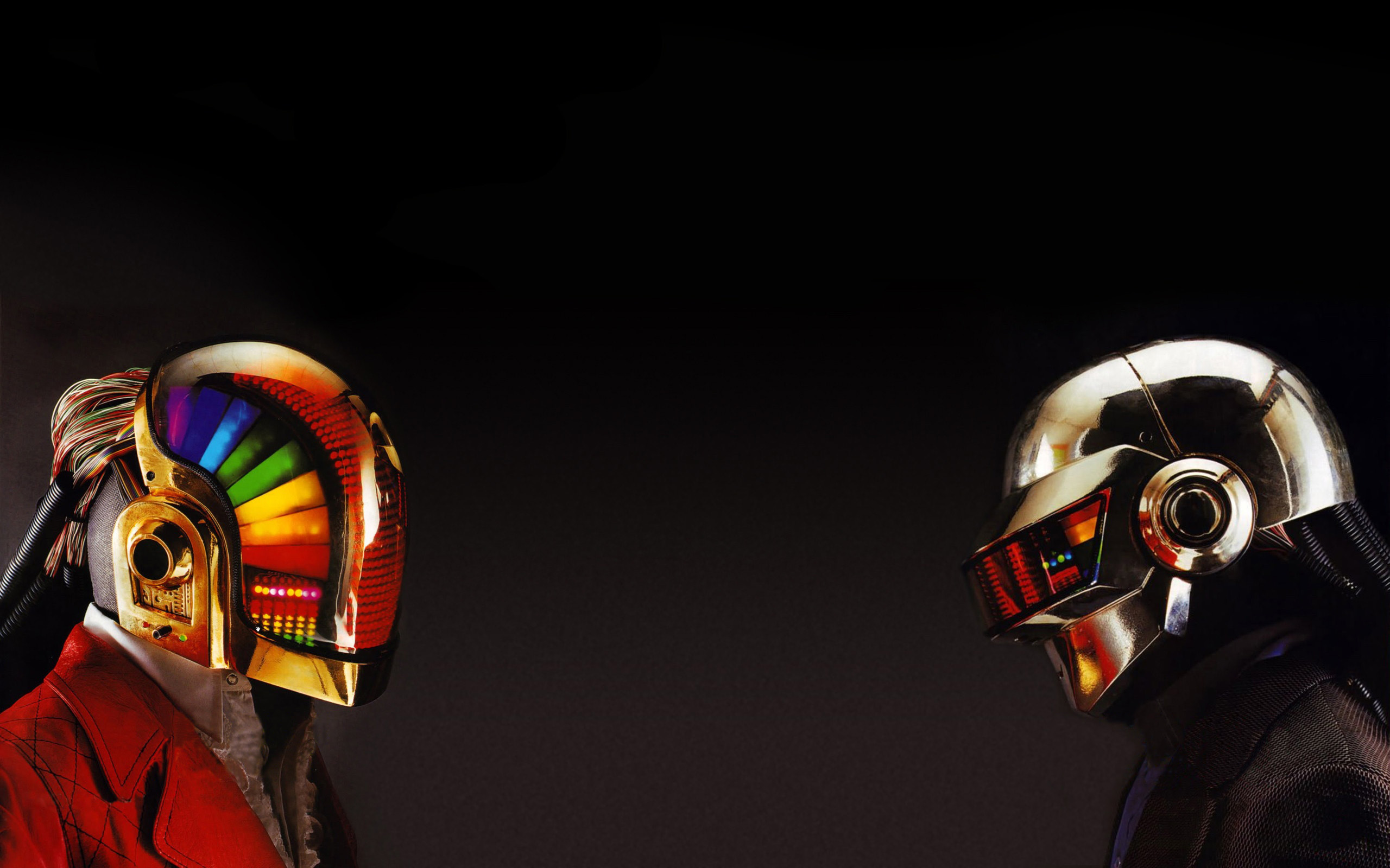 Daft Punk Res: 2560x1600 / Size:480kb. Views: 380975