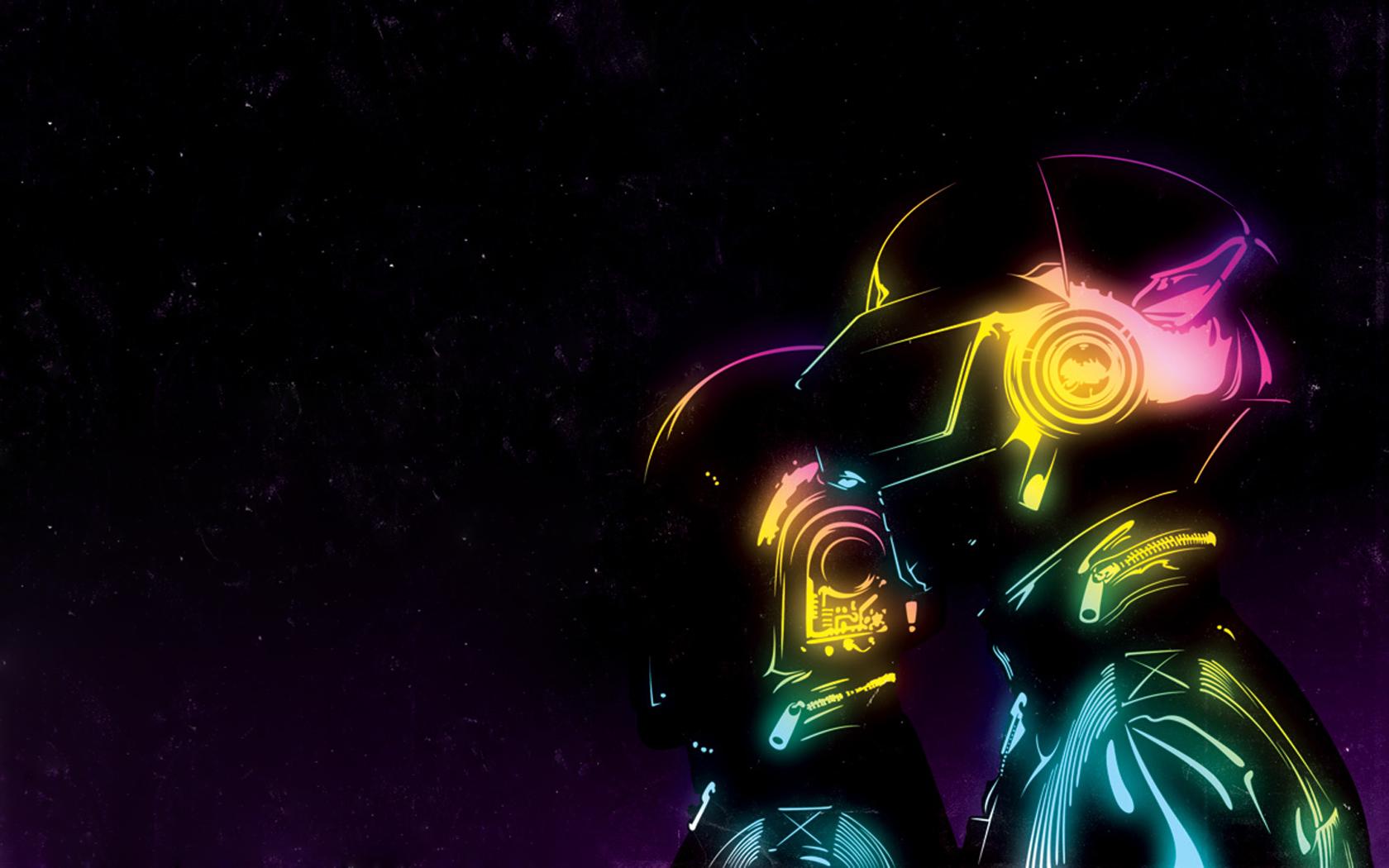 HD Wallpaper | Background ID:36793. 1680x1050 Music Daft Punk