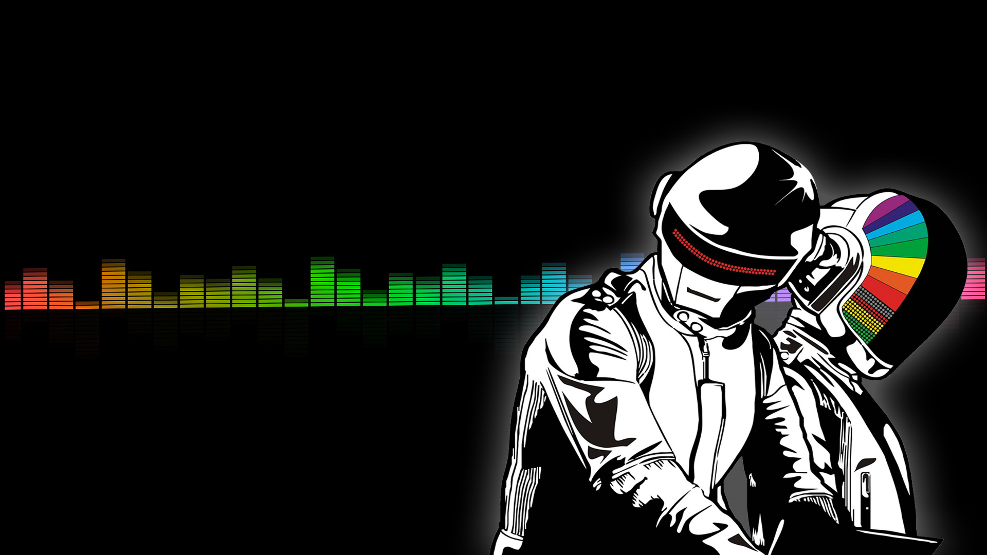 Cool Daft Punk Wallpaper 8070