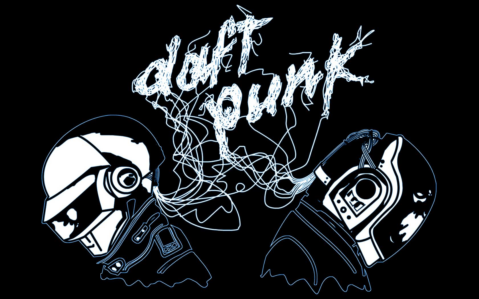 Daft Punk wallpaper | 1680x1050 | #43557