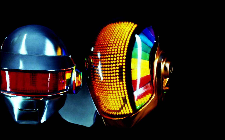 Daft Punk Res: 1440x900 / Size:236kb. Views: 261843