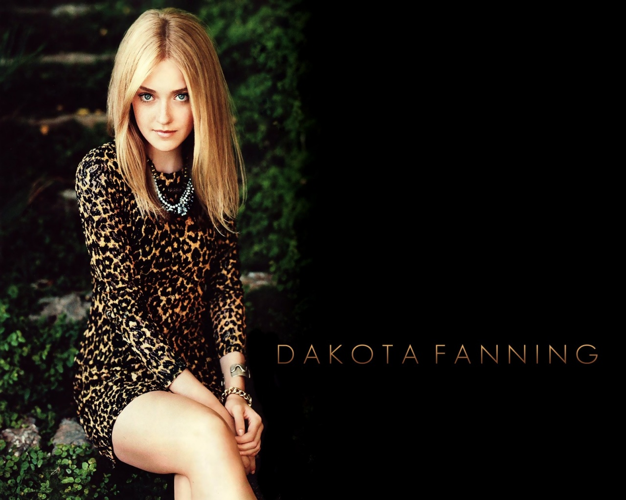 Please check our widescreen hd wallpaper below and bring beauty to your desktop. Dakota Fanning HQ Wallpaper