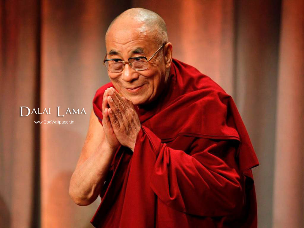 Dalai Lama Wallpaper #294937 - Resolution 1024x768 px