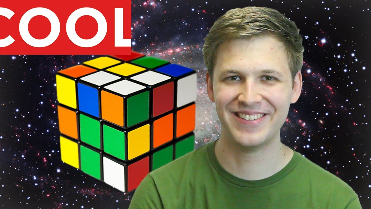 """The Rubik's Cube, Peace, and Swagger"" - Dan Brown - History of Cool"