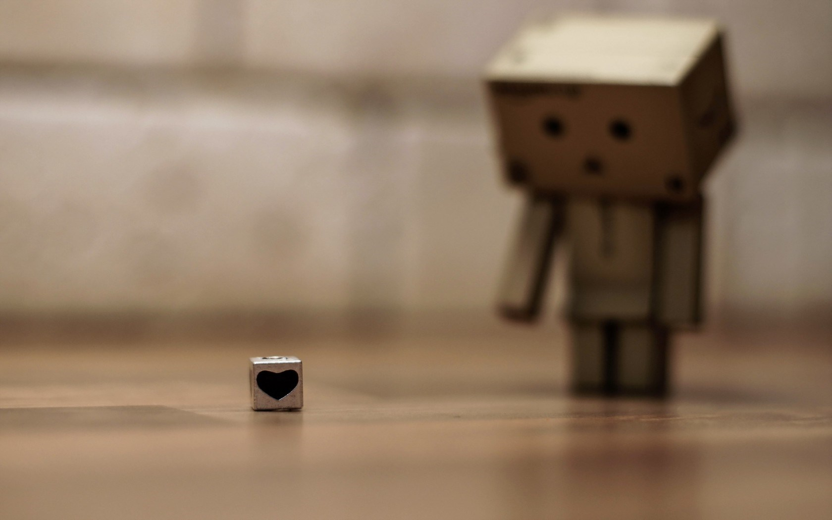 Danbo Box Heart