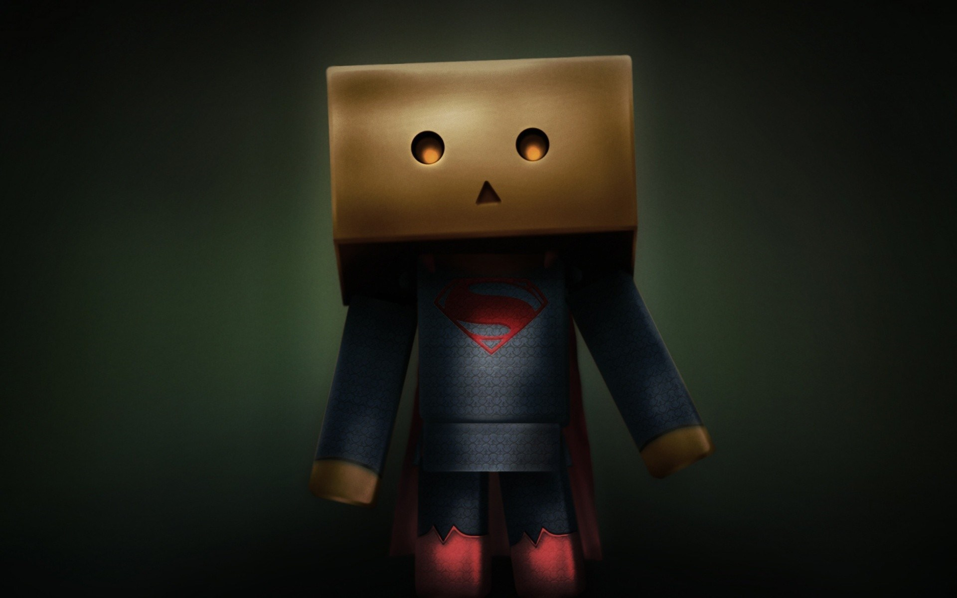 Danbo Box Superman