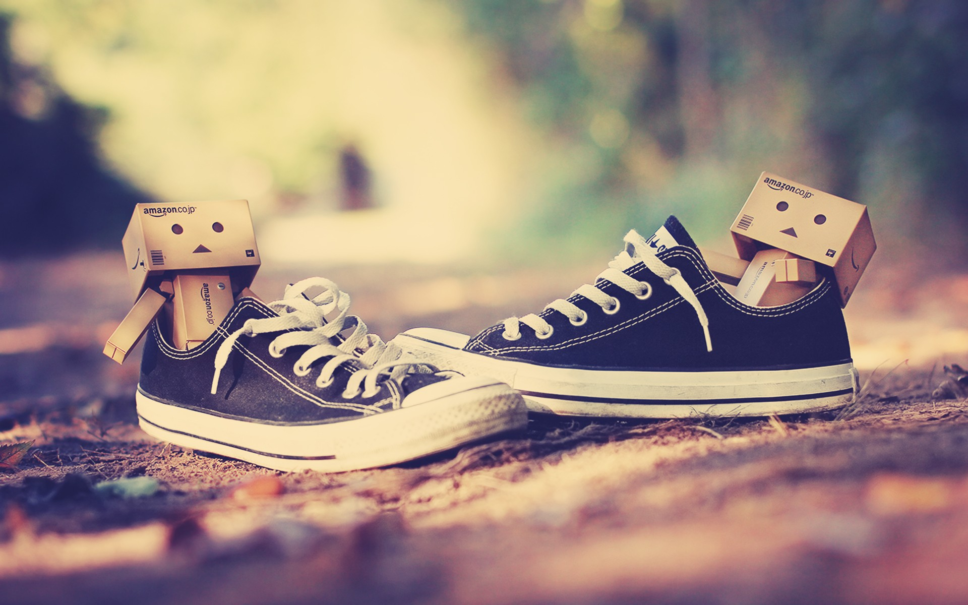 Danbo Converse Wallpaper