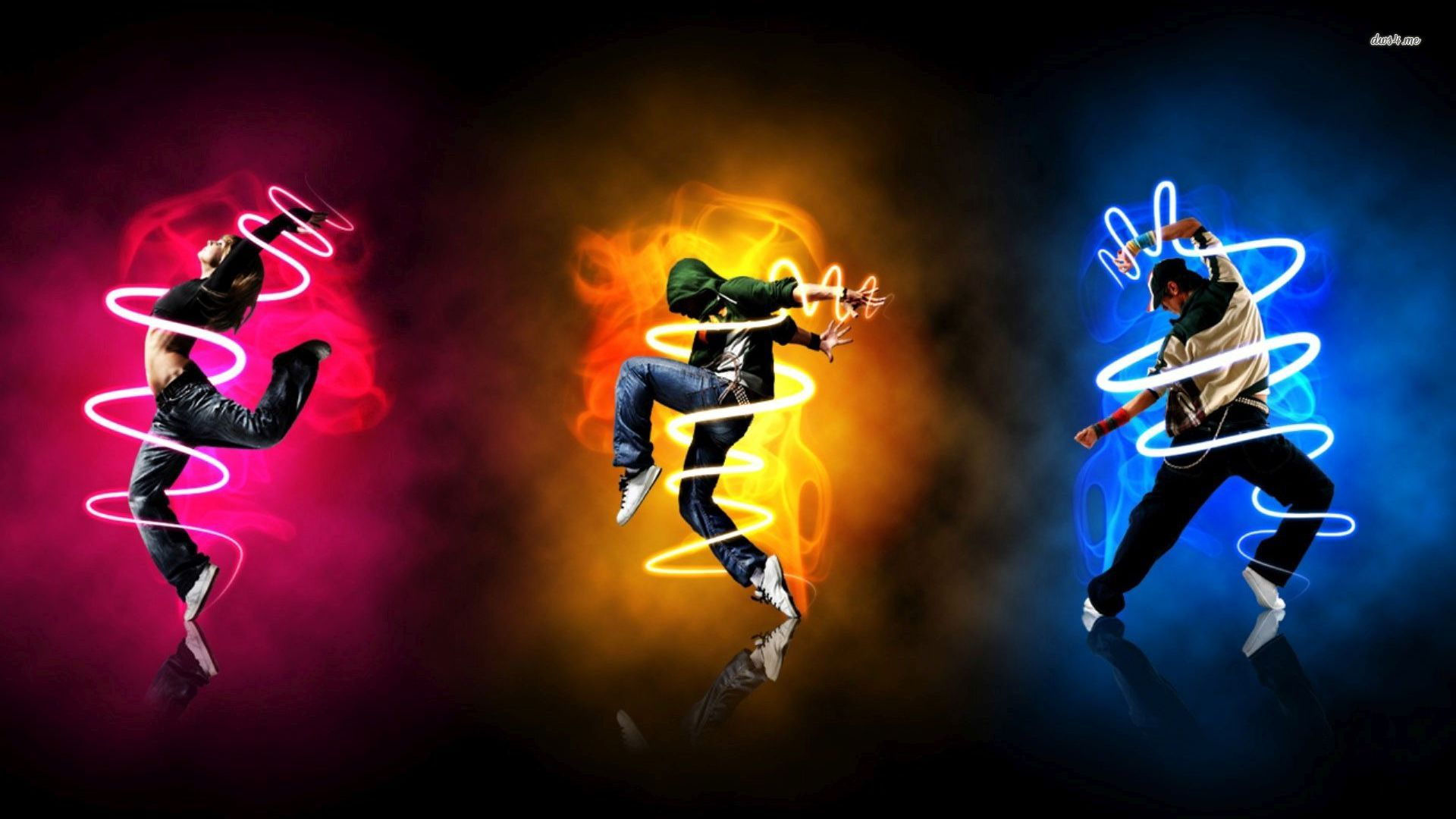 Dance Wallpaper Digital Art Wallpapers 1920x1080px