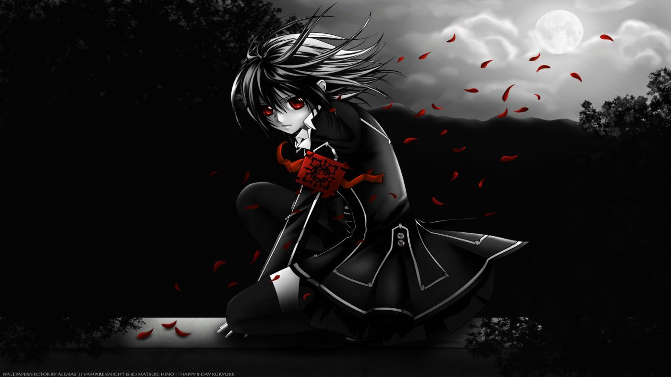 Dark anime wallpaper 1366x768 1536 - Dark anime background ...