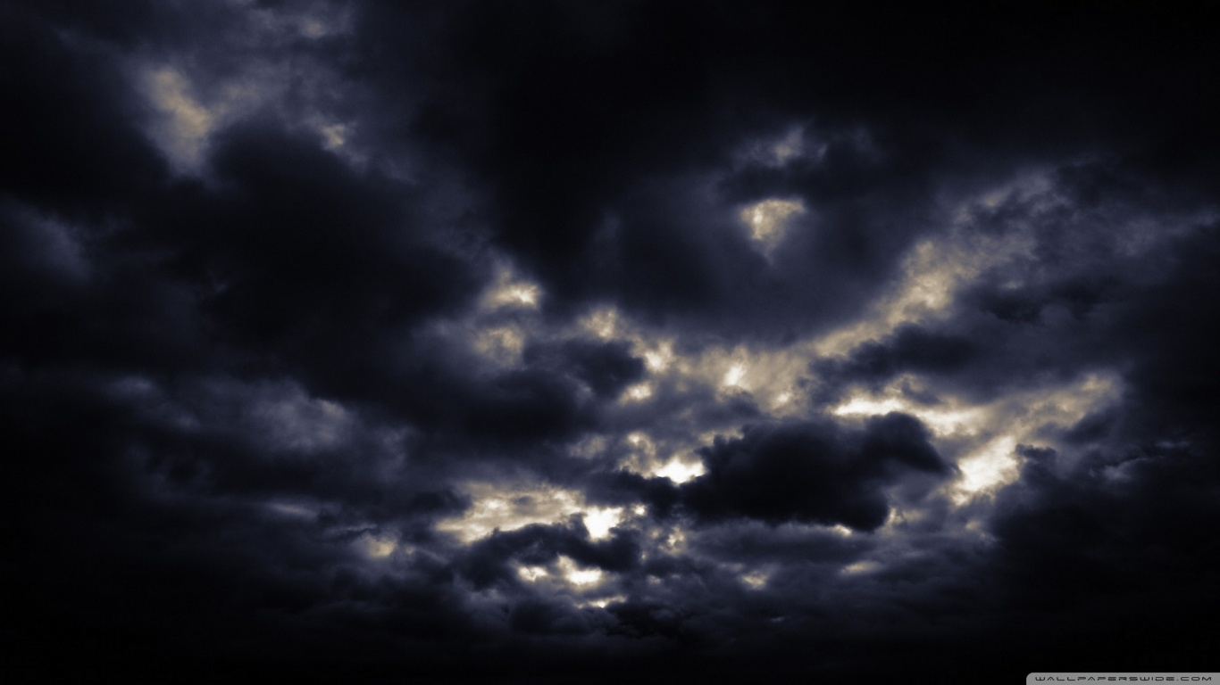 Dark Clouds Wallpaper