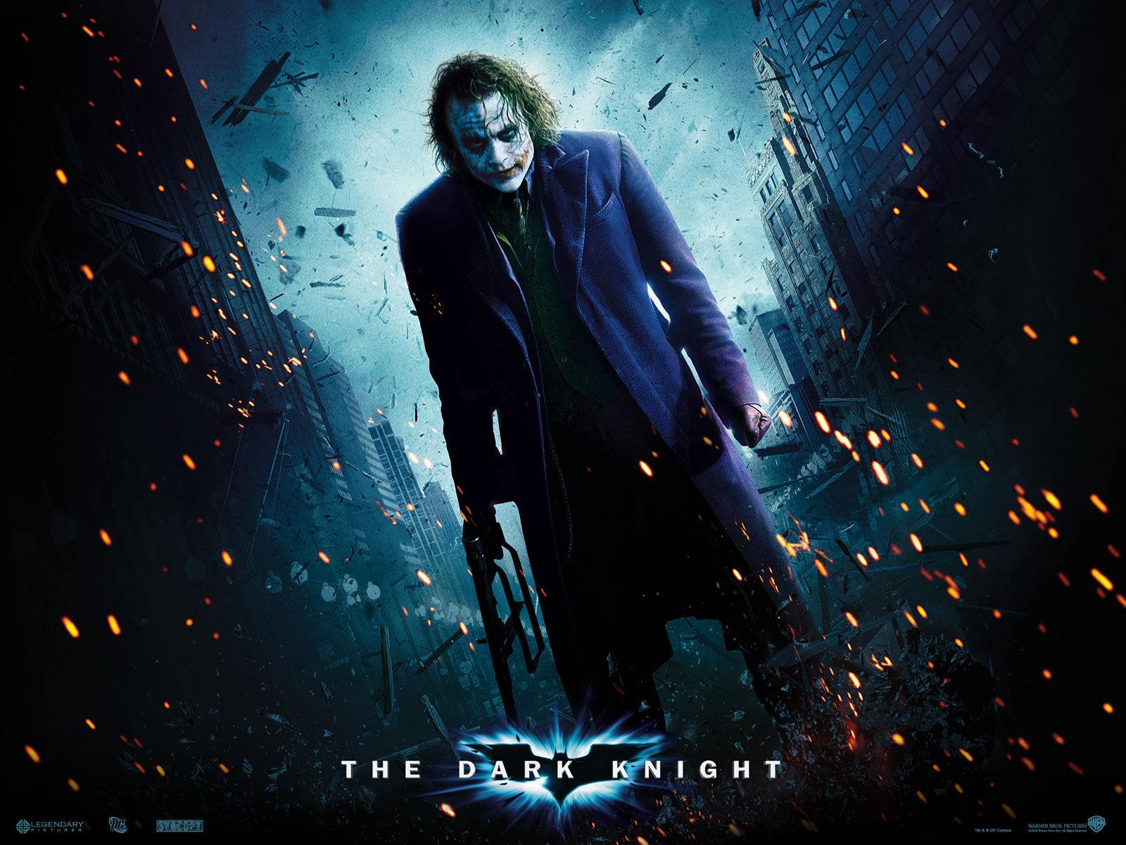 ... The Dark Knight Wallpaper ...