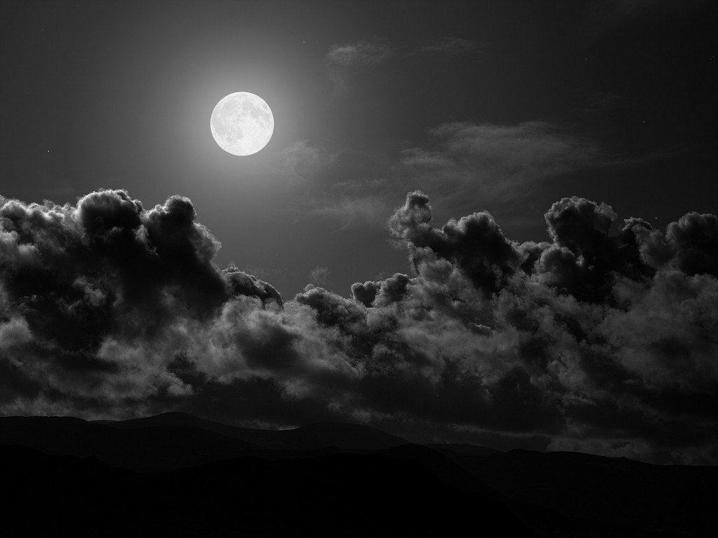 Dark Sky HD Wallpaper View 18