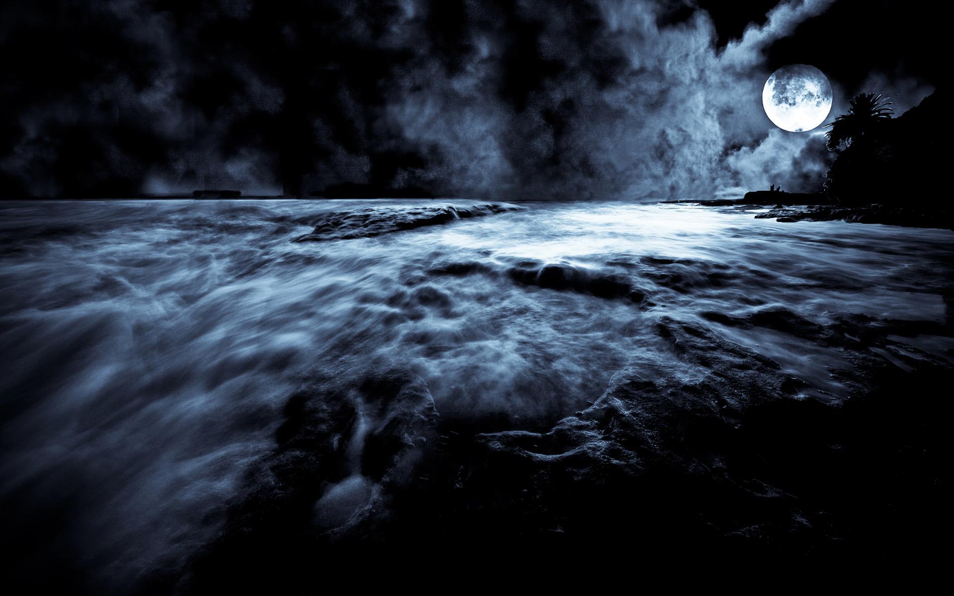 Dark Sky Wallpaper