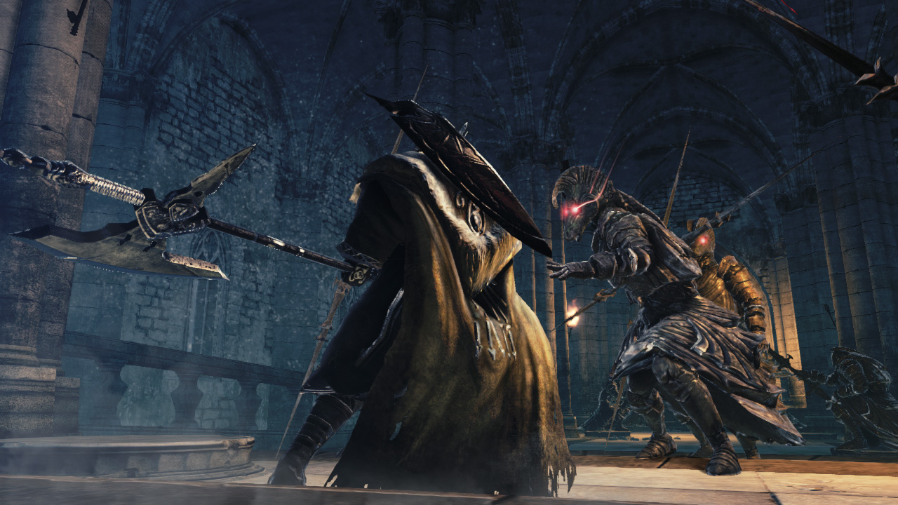 Dark Souls 2 Coming to PS4/Xbox One According to Tesco.com